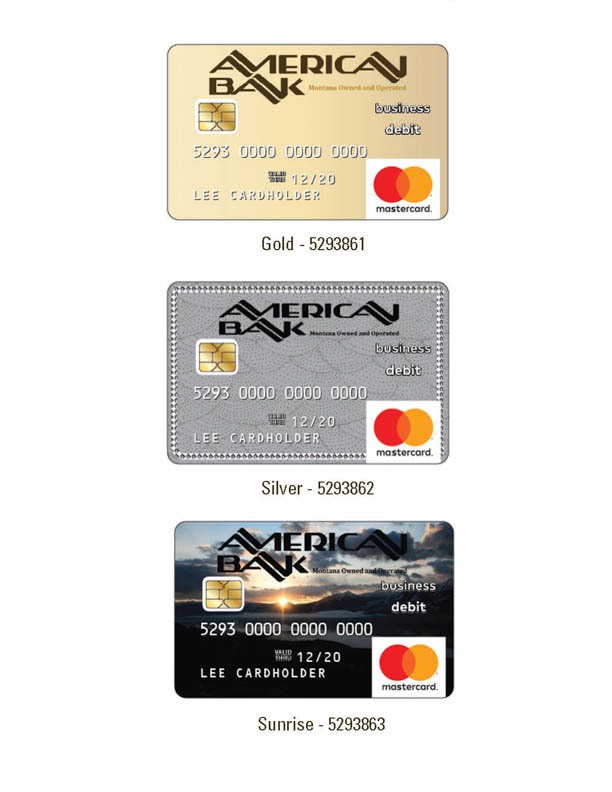 American Bank Business Credit Cards Gif